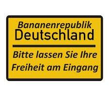 Bananenrepublik Deutschland