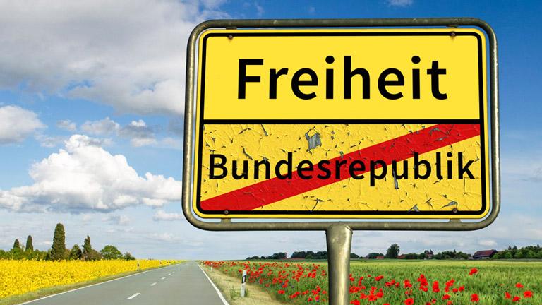 Gemeindewechsel mit Herzen - Königreich Deutschland
