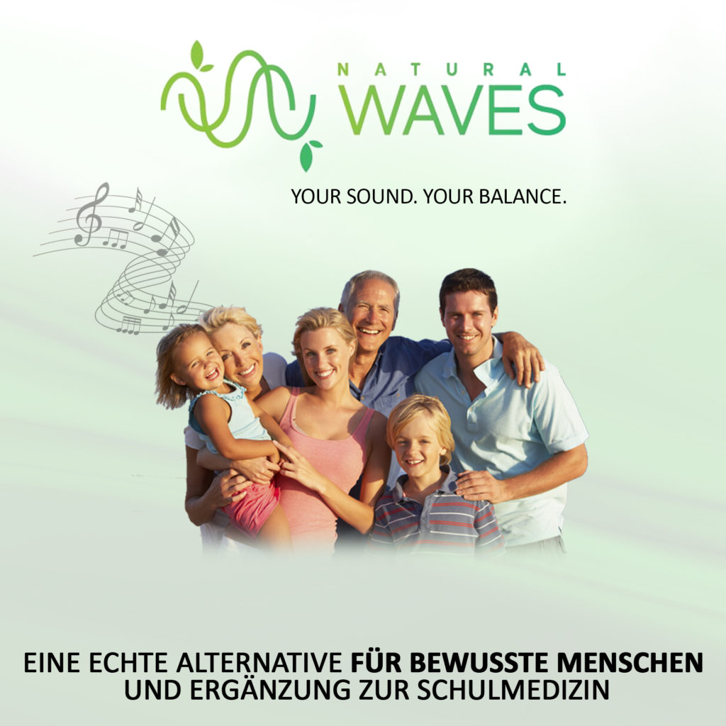 CD Cover NaturaWaves