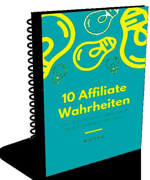 10 Affiliate Wahrheiten - Buch